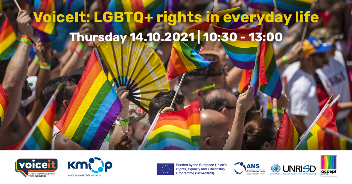 Read more about the article VoiceIt: LGBTQI+ rights in everyday life